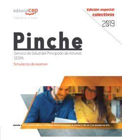 Pinche. Servicio de Salud del Principado de Asturias. SESPA. Simulacros de examen (EDICIÓN ESPECIAL COLECTIVOS)