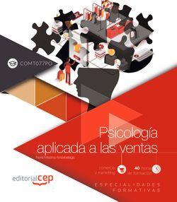 Psicología aplicada a las ventas (COMT077PO). Especialidades formativas