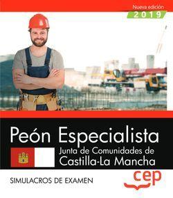 Peón Especialista. Junta de Comunidades de Castilla La Mancha. Simulacros de examen