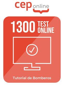 1300 Test Oposiciones Bomberos
