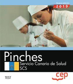 Pinches. Servicio Canario de Salud. SCS. Test