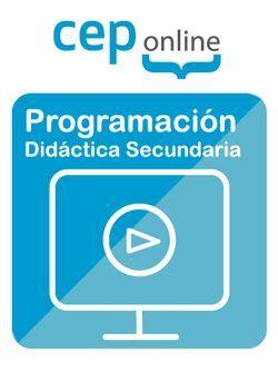 Curso de Programación Didáctica Secundaria. Edición Septiembre 2019.