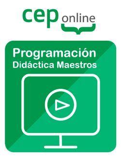 Curso de Programación Didáctica Maestros. Edición Septiembre 2019.