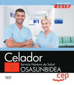 Celador. Servicio Navarro de Salud. OSASUNBIDEA. Test