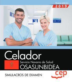 Celador. Servicio Navarro de Salud. OSASUNBIDEA. Simulacros de examen