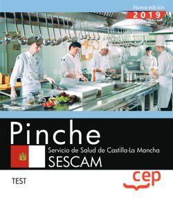 Pinche. Servicio de Salud de Castilla-La Mancha. SESCAM. Test