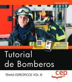Tutorial de Bomberos. Temas específicos Vol. III.