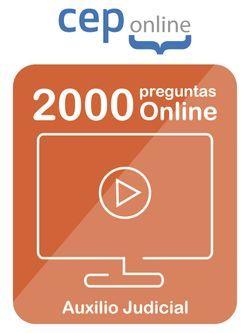 2.000 preguntas online para las Oposiciones de Auxilio Judicial