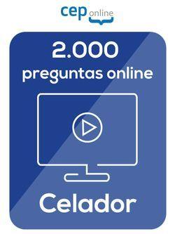 Curso Online 2000 preguntas para Celador