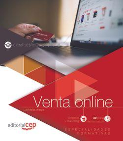 Libro digital. Venta online (COMT105PO). Especialidades formativas