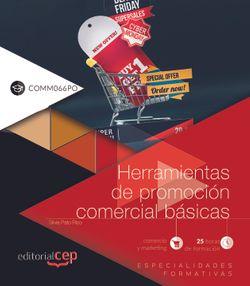 Scorm. Herramientas de promoción comercial básicas (COMM066PO)