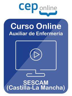 Curso Online. Técnico/a en Cuidados Auxiliares de Enfermería. Servicio de Salud de Castilla-La Mancha. SESCAM.