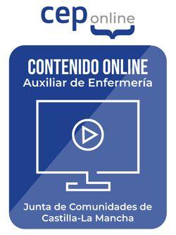 Contenido Online. Auxiliar de Enfermería. Junta de Comunidades de Castilla-La Mancha