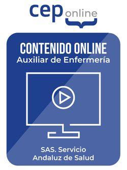 Contenido Online. Auxiliar de Enfermería. Servicio Andaluz de Salud (SAS)