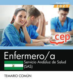 Enfermero/a. Servicio Andaluz de Salud (SAS). Temario común