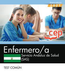 Enfermero/a. Servicio Andaluz de Salud (SAS). Test común