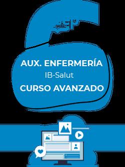 Curso Avanzado. Técnico/a Medio/a Sanitario/a en cuidados auxiliares de enfermería. Servicio de Salud de las Illes Balears (IB-SALUT)